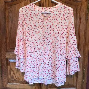 Beautiful justice brand blouse